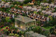 雅居乐林语城规划图