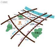 荣泰广场交通图