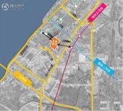 菁英城二期交通图