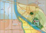 紫薇・花园洲交通图