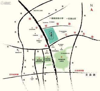 万江北山园