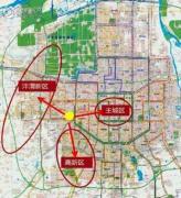 西城摩尔交通图