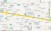 长安颐园交通图