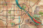 中远白鹿汀洲交通图
