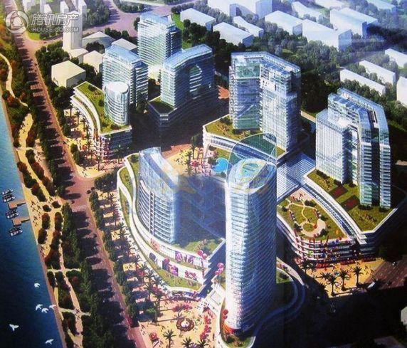 广百新城邦项目效果图