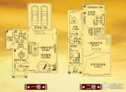 什河丽景2室2厅3卫0平方米户型图