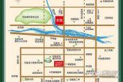 江南鸿郡交通图