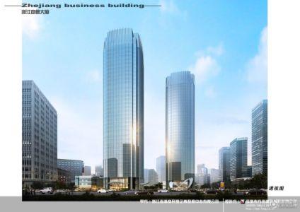 浙江商会大厦-楼盘详情-杭州腾讯房产