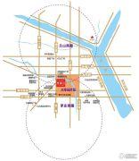 悦澜山交通图