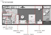 ANYU安语1室1厅1卫30--65平方米户型图