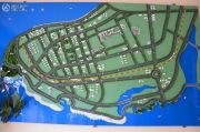 星海名城交通图