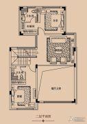 中邦城市美墅295平方米户型图