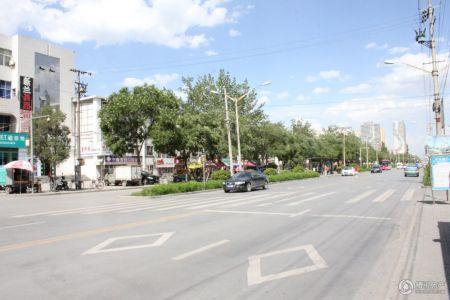 宁阳文化宫广场
