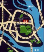 时代长岛交通图