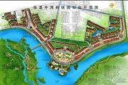 外滩新城规划图