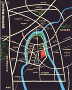 文华豪庭交通图
