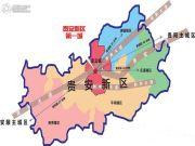 贵安第一城交通图