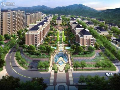 银丰唐郡・桂花园