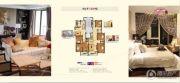 盛世新东城二期3室2厅1卫86--104平方米户型图