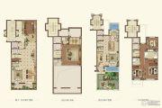 首创・禧瑞墅|河著5室4厅5卫137平方米户型图