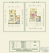 碧桂园清泉城230平方米户型图