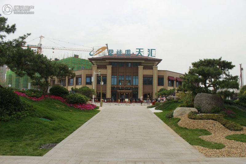 碧桂园·天汇外景图