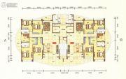 平安里5室2厅4卫249平方米户型图