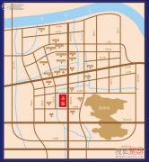 瑞仕豪庭交通图