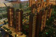 高科绿水东城沙盘图