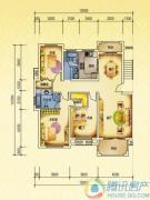 天泽苑0室0厅0卫136平方米户型图