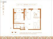 天宏咖汇0室0厅0卫68--69平方米户型图