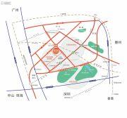 阳光城・MODO交通图