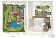 华凯南燕湾4室3厅6卫478平方米户型图