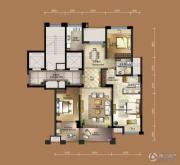 祥生城市之星3室2厅2卫0平方米户型图