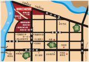 银泰红城五期逸墅交通图