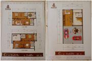 祥瑞汽车城4室3厅5卫323平方米户型图