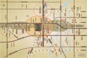 奥园城市天地交通图