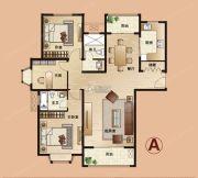 爱法山水国际3室2厅2卫139平方米户型图