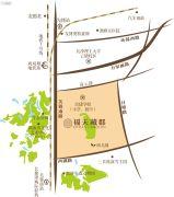 福天藏郡交通图