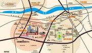新南站城市广场交通图
