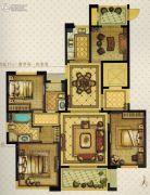 温州・奥体城4室2厅2卫128平方米户型图