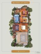 永威高新紫园268平方米户型图