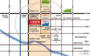 天润新城交通图