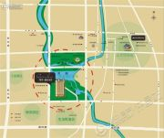 物华澜菲溪岸交通图