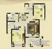 宏博锦园 高层0室0厅0卫89平方米户型图