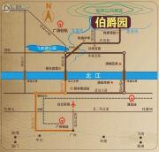 伯爵园交通图