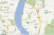 中海阅江阁交通图