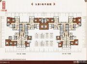 鹤山十里方圆4室0厅0卫86--133平方米户型图