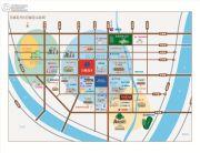 万城花开交通图