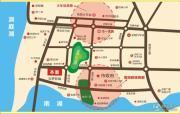 南湖・玫瑰湾交通图